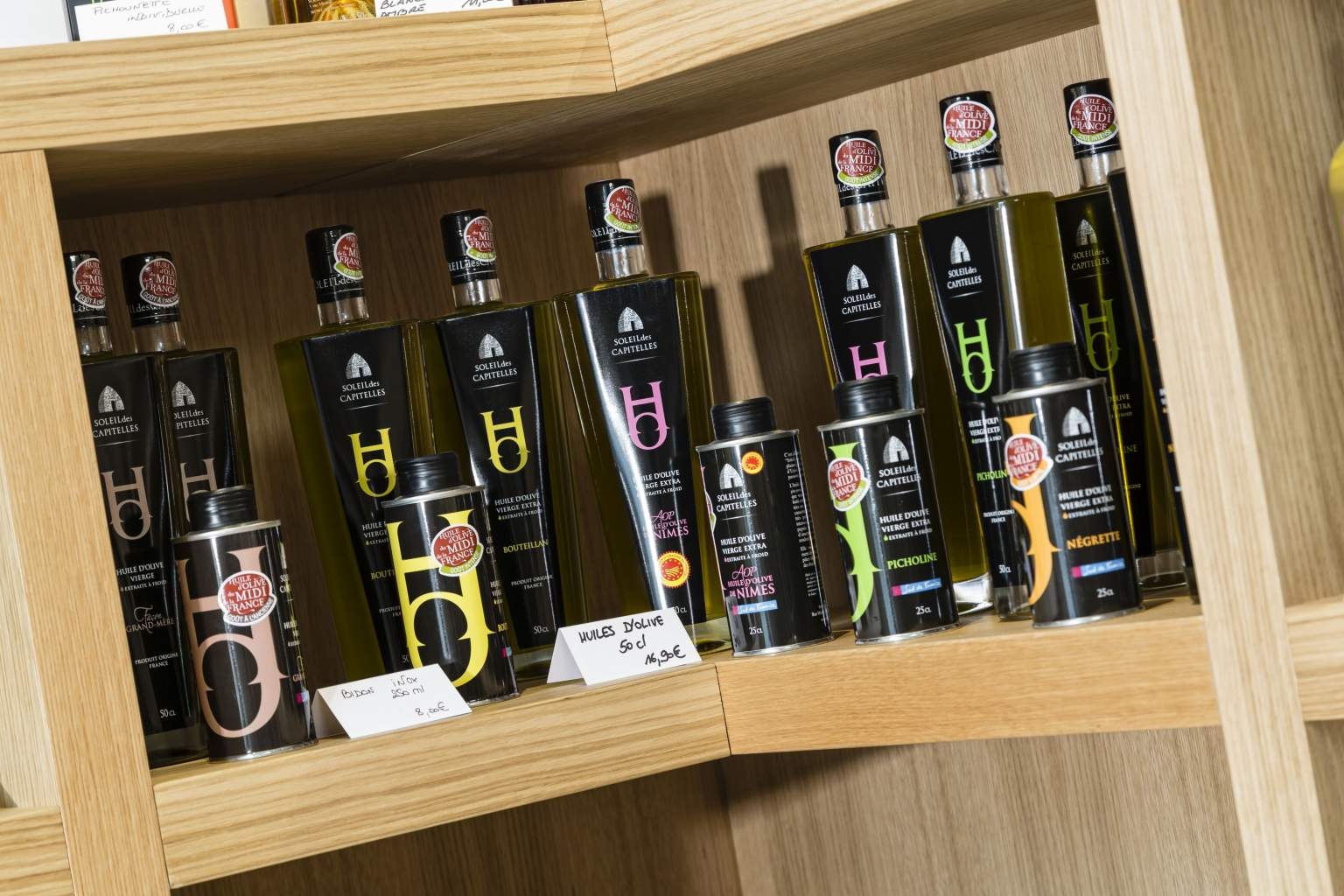 Jérôme NutileShop's at Nimes in Gard Local Products