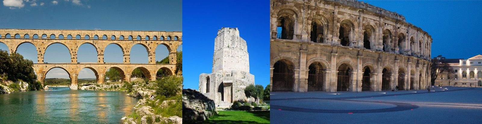 Monuments of Nimes